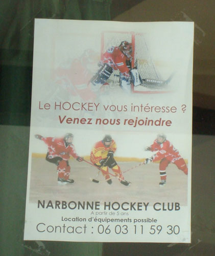 Narbonneicehockey
